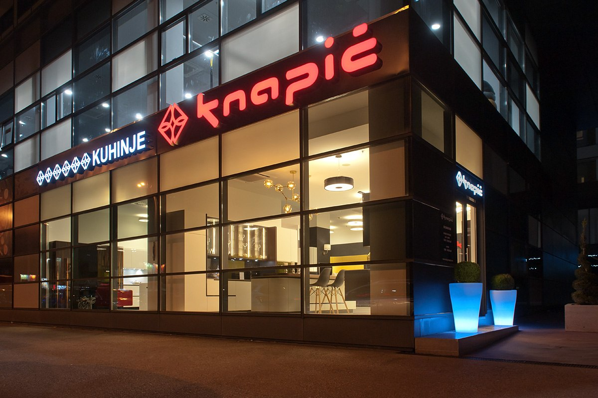 KUHINJE KNAPIĆ - NOVI SHOWROOM