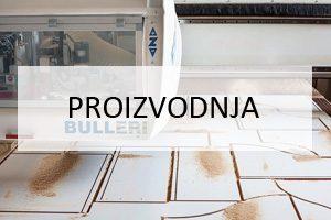 Kuhinje Knapić - Proizvodnja MODERNIH KUHINJA PO MJERI
